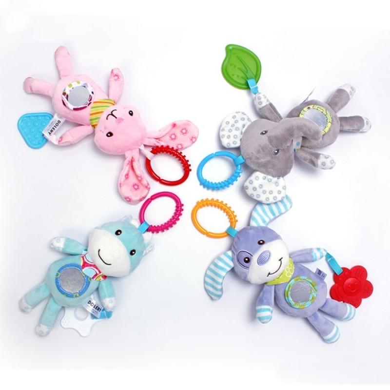 Мягкая игрушка - подвеска Слоник