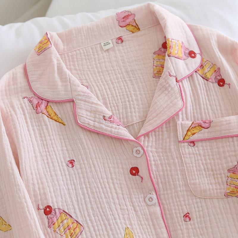 Пижама женская Cheesecake