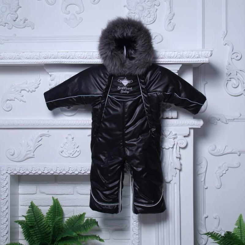фото детский зимний комбинезон теплый