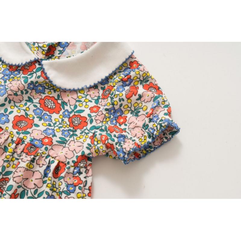 Платье для девочки Нежность цветов