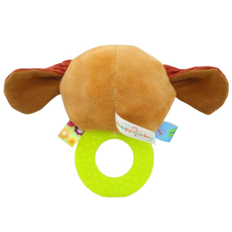 фото детская погремушка щенок