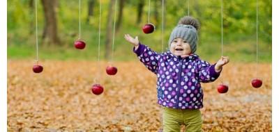 Осень - как выбрать ребенку стильную верхнюю одежду?