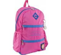 Рюкзак подростковый розовый 31 * 47 * 16.5
