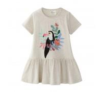 Платье для девочки Тукан