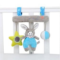 Мягкая подвеска Кролик