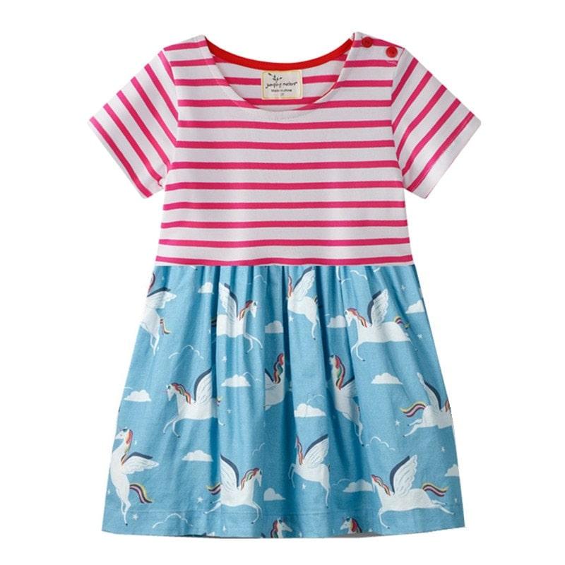 Платье для девочки Пегас