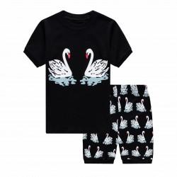 Пижама детская Лебеди