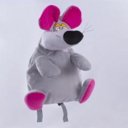 фото детский рюкзак игрушка мышонок