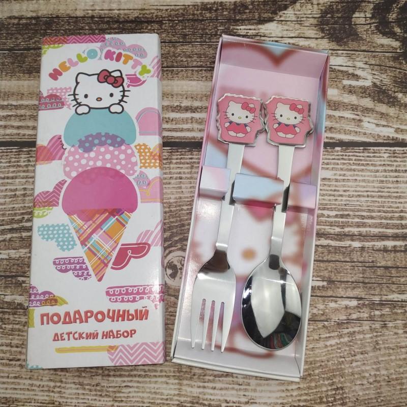 картинка Столовый набор Hello Kitty