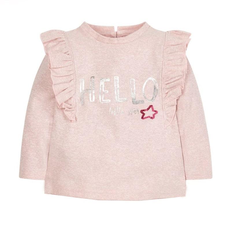 Кофта для девочки Hello