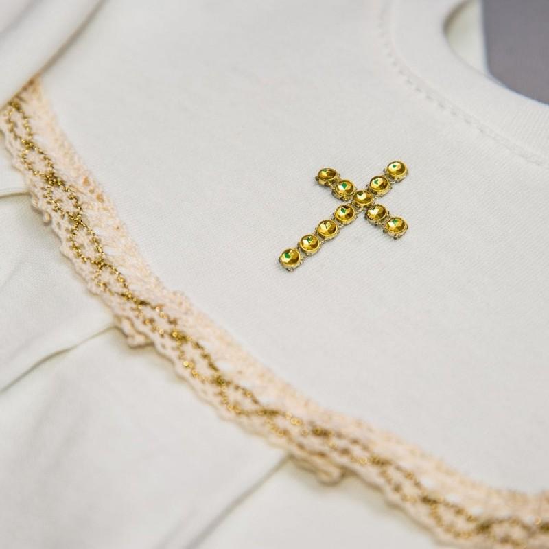 Дитяча хрестинна одяг для дівчинки недорого з доставкою по Києву ... 98e6f5f8cf394