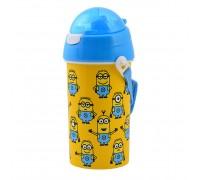 Бутылка для воды Minions 500 мл