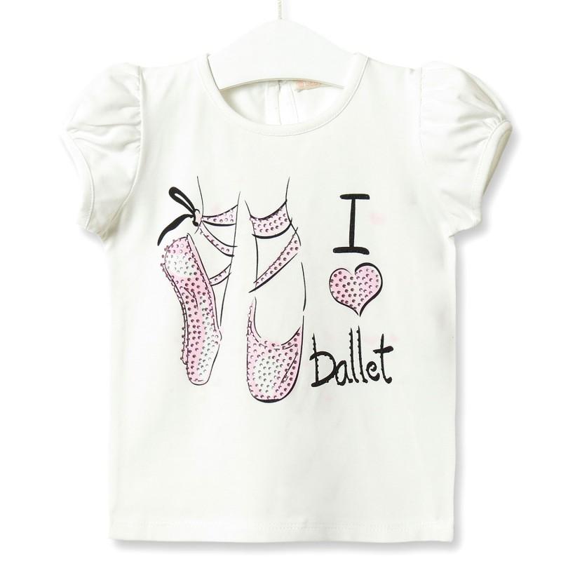 Комплект для девочки 3 в 1 Балет фото