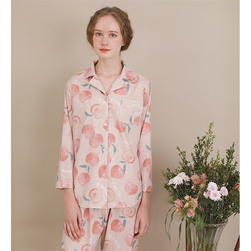 Пижама женская Peach smoothie