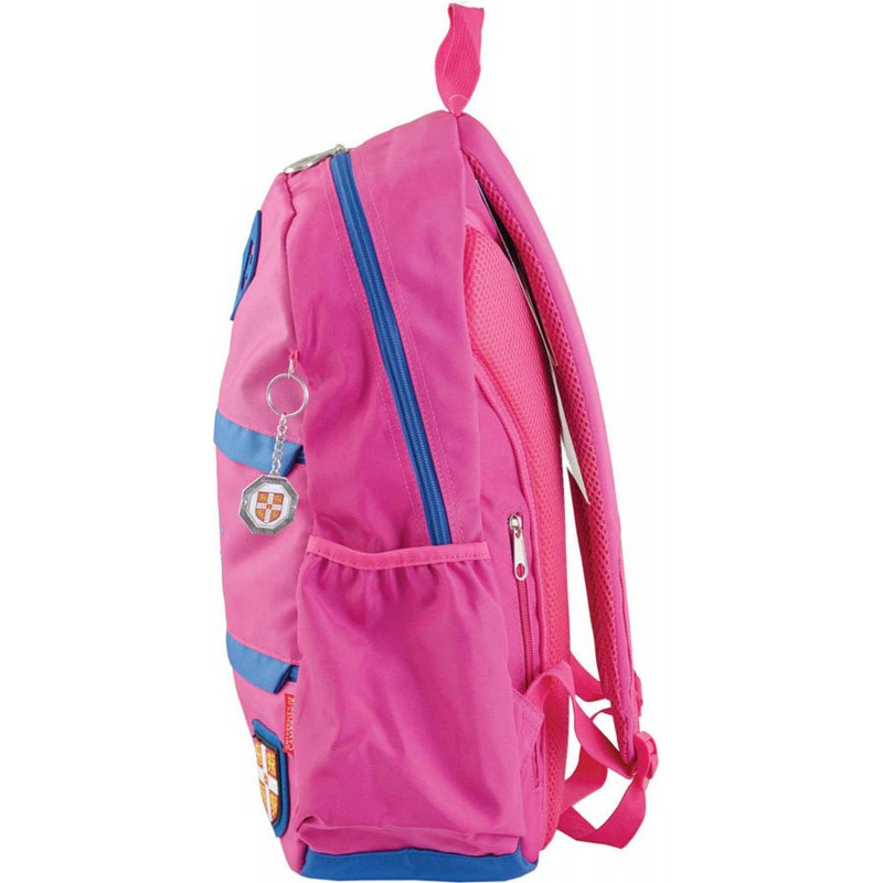 Рюкзак детский розовый фото