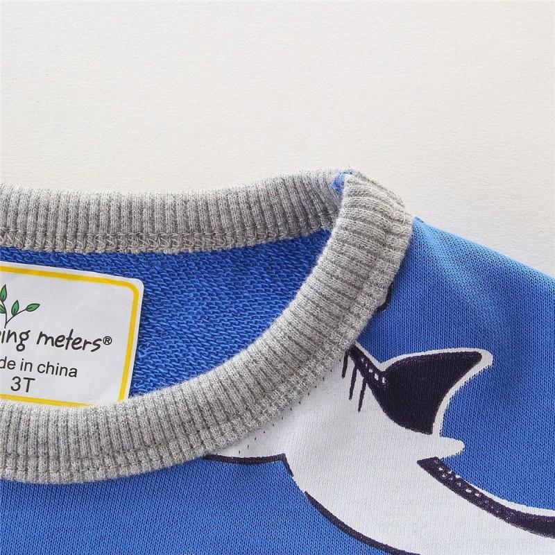 Кофта для мальчика Акулы фото