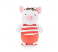 Мягкая игрушка Lili Pig Red, 25 см