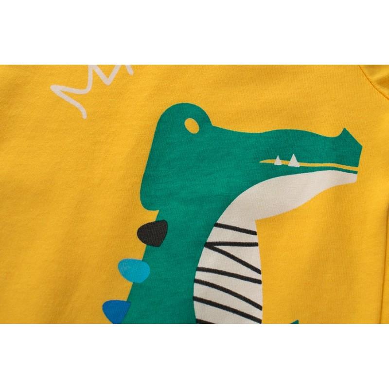 Кофта для мальчика Большой крокодил фото