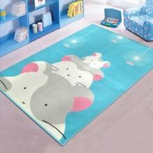 Коврик для детской комнаты Хомячки 100 х 130 см