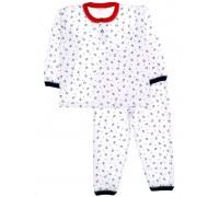 Пижама детская якорь