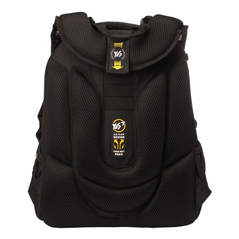 Рюкзак школьный каркасный Riddle фото