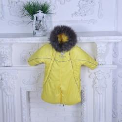 фото дитячий зимовий комбінезон