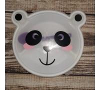 Набор детской посуды Панда 3 предмета