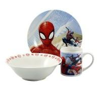 Детская посуда Интерос SPIDER MAN фарфор