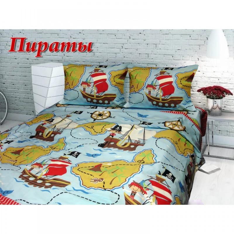 Комплект постельного белья PIRATES фото