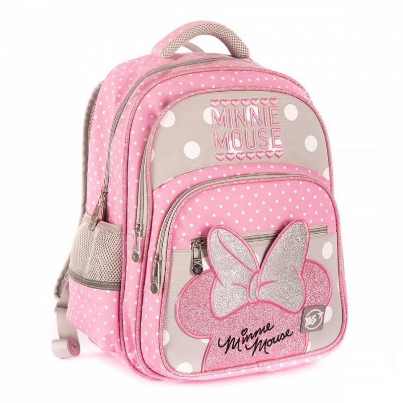 Рюкзак школьный YES Minnie Mouse фото