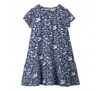 Платье для девочки Звери на поляне