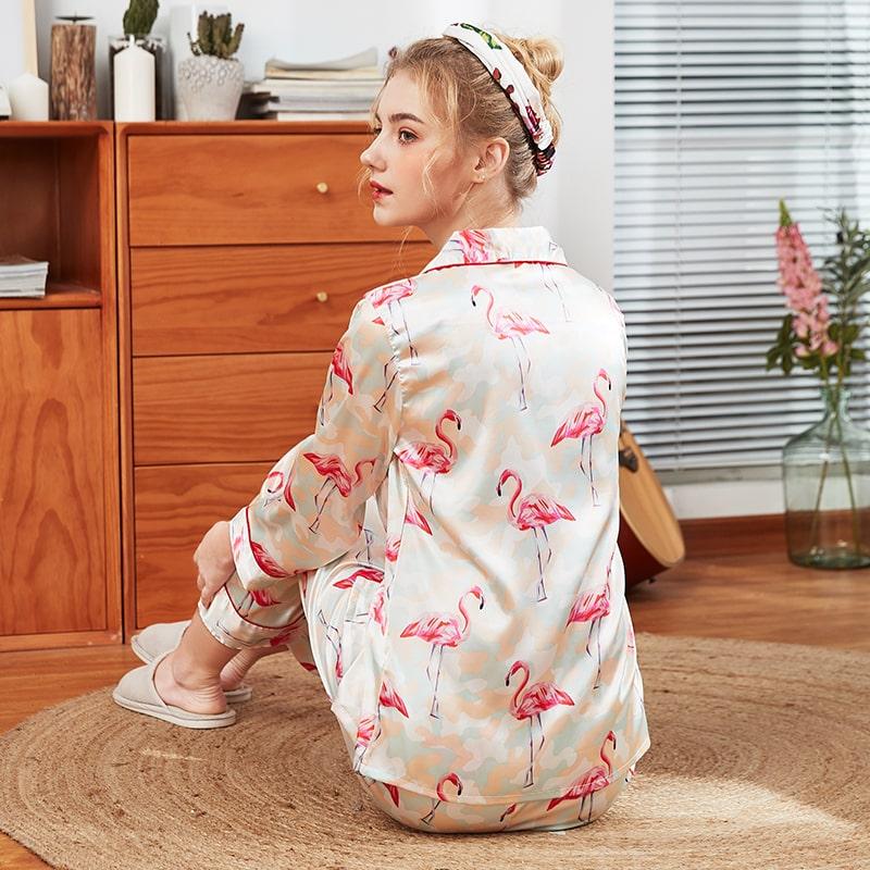 Пижама женская Pink flamingo