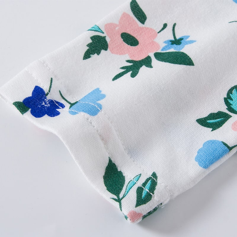 Комплект для девочки 2 в 1 Flowers