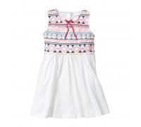 Платье для девочки Узор