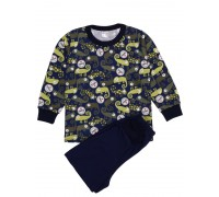 Пижама детская ящерица