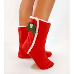 Домашні капці Merry Christmas Slivki