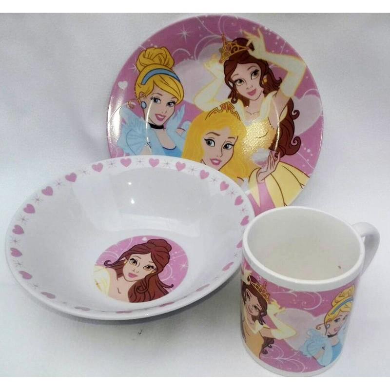 картинка детская посуда набор