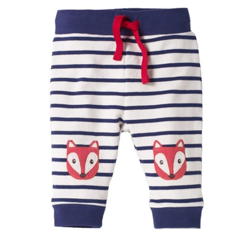 Детские штаны Лиса