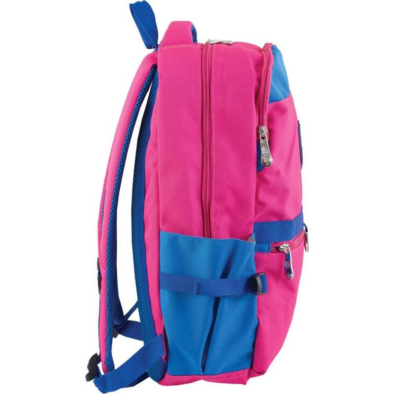 Рюкзак подростковый розовый YES Weekend