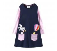 Платье для девочки Воздушный шар