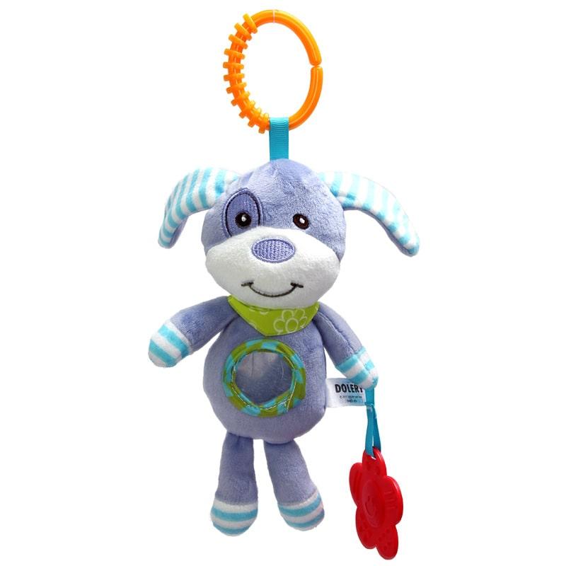 Мягкая игрушка - подвеска Щенок