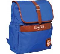 Рюкзак подростковый голубой 29 * 13 * 35.5см