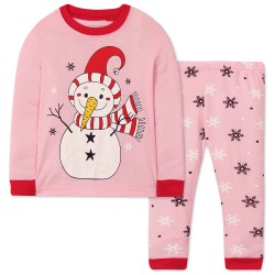 Пижама Снеговик