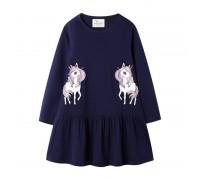Платье для девочки Близняшки
