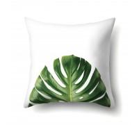 Наволочка декоративная Monstera leaf 45 х 45 см