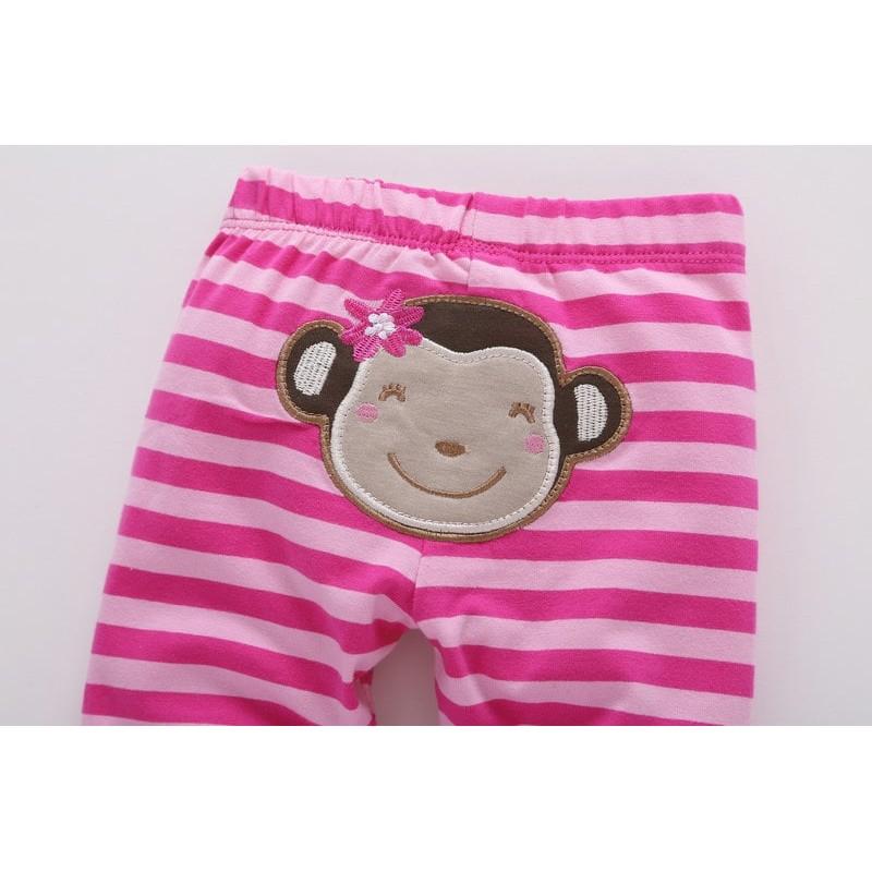 фото Боди и штанишки для девочки роза