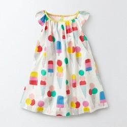 Платье для девочки Мороженое