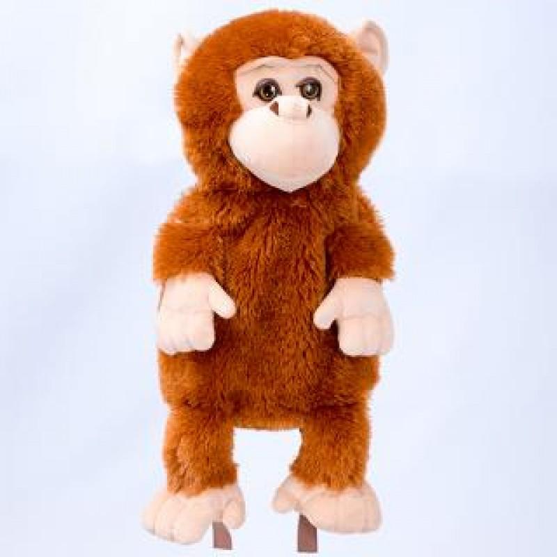 фото рюкзак игрушка мартышка