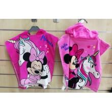 Полотенце-пончо Mini Disney