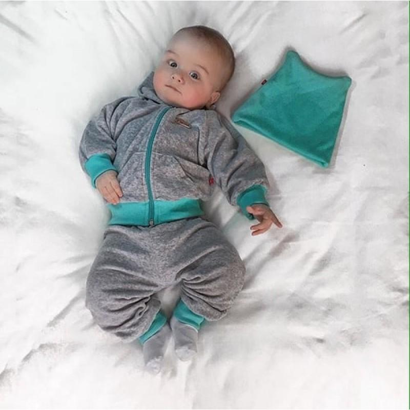 Детский спортивный костюм изображение